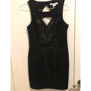 New, never worn BCBG holiday party cocktail dress